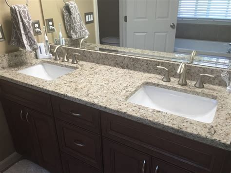 stone bathroom countertops 1 for granite quartz countertop installation southeast mi