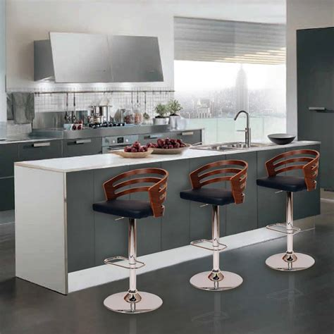 bar stools for the kitchen 15 best swivel bar stools for your kitchen ward log homes