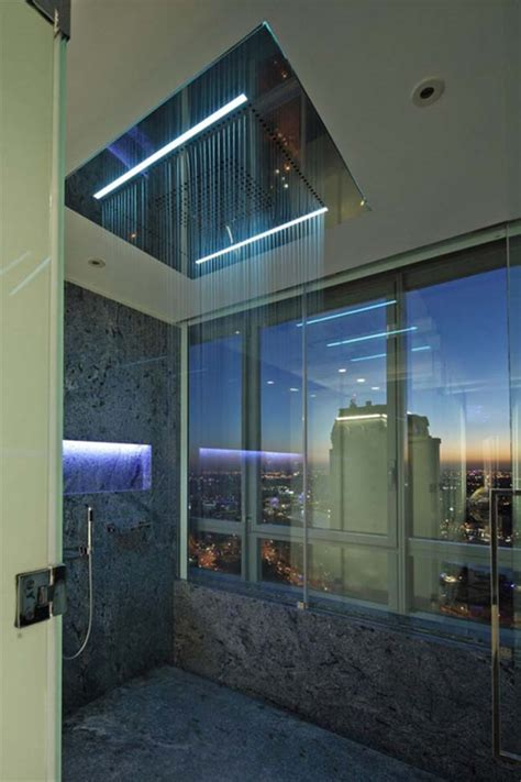 Waterfall Showers Bathroom 20 Bathroom Designs With Waterfall Shower