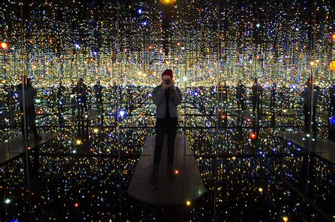 The Infinity Room Nyc by Xanaland Site Vertigo Walk In Nyc Courtesy Of