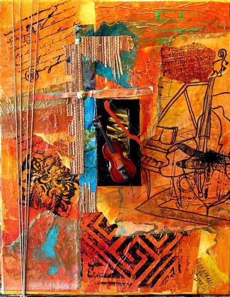fine art collage