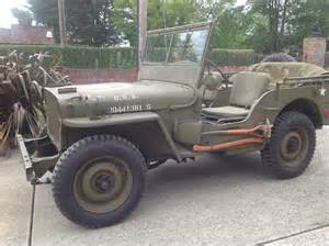 1944 Willys Jeep Willys Mb Jeep 1944 Jeeps Willys Ford And