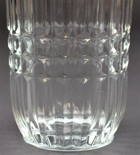 Clear Flower Vase by Ftda Clear Glass Flower Vase 8 Quot