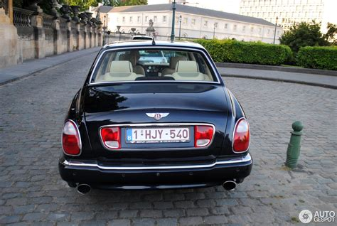 bentley arnage 2015 bentley arnage rl 30 mai 2015 autogespot