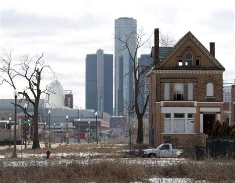 casa abbandonata detroit una citt 224 in bancarotta