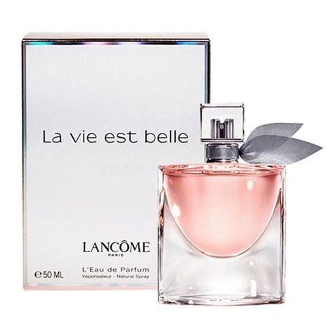 lancome la vie est belle ml edp original perfume malaysia
