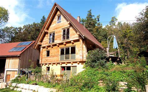 scheune wohnhaus 3 stoeckiges wohnhaus mit scheune duffner blockbau