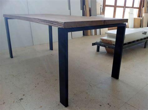 tavolo legno ferro tavoli in legno e ferro design casa creativa e mobili
