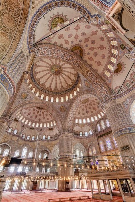 masjid ceiling design 40 beautiful mosque ceilings that highlight islamic