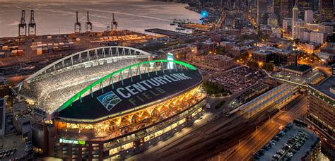 seattle seahawks stadium wallpapers  background images stmednet