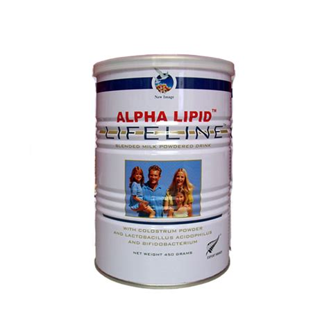 Hi Kalsium Colostrum Alpha Lipid Lifeline New Image alpha lipid lifeline