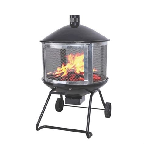 Fascinating Menards Rolling Fire Pit Archives Menards Firepit