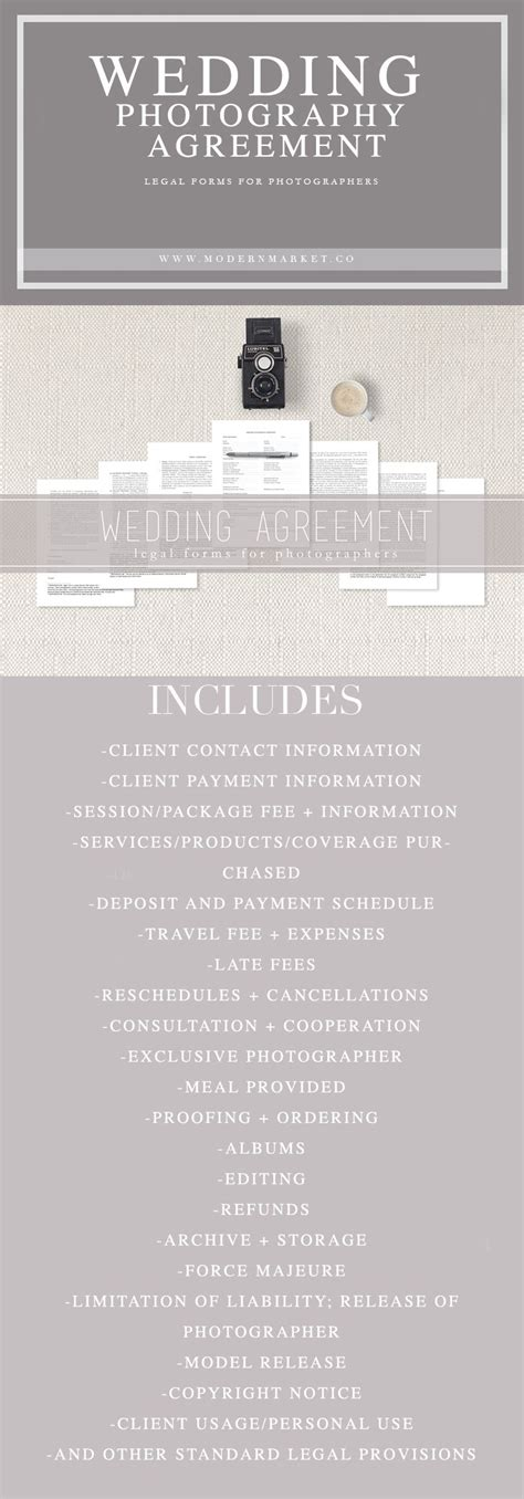 Demand Letter Wedding Photographer Wedding Photographers If You Shoot Weddings You Need This A Easy To Understand Simple To
