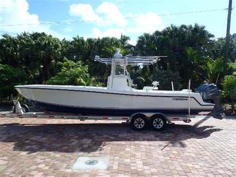 contender boats specs contender 31 boats for sale