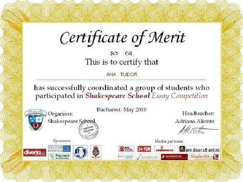 aids walk certificate of merit 2011 jewish community