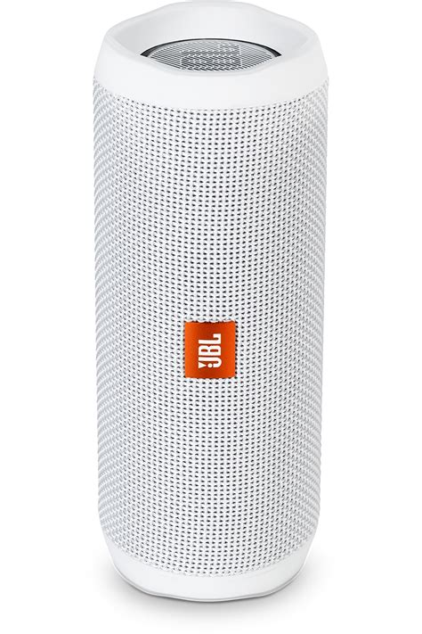 Jbl Flip 4 Bluetooth Speaker Original 100 Garansi jbl flip 4 white portable speaker jblflip4whtam