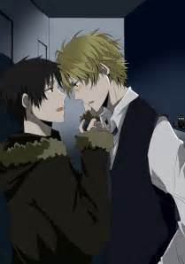Shizaya shizaya fan art 31664256 fanpop