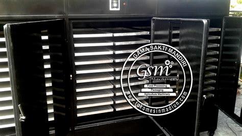 Oven Serbaguna mesin oven pengering serbaguna kapasitas 60 rak di madiun