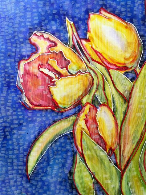 Maries Water Colour 12x12 Ml gallery 2009 to current