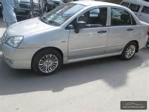Suzuki Liana 2006 Used Suzuki Liana 2006 Car For Sale In Lahore 896714