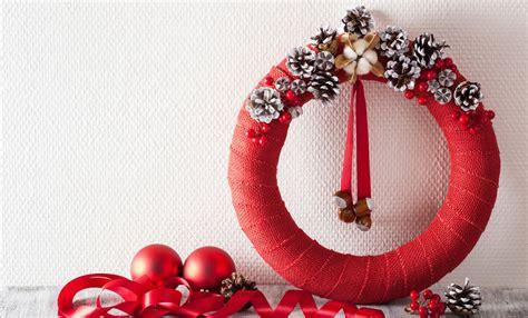 decorazioni natalizie per la tavola fai da te decorazioni natalizie fai da te idee per decorare casa