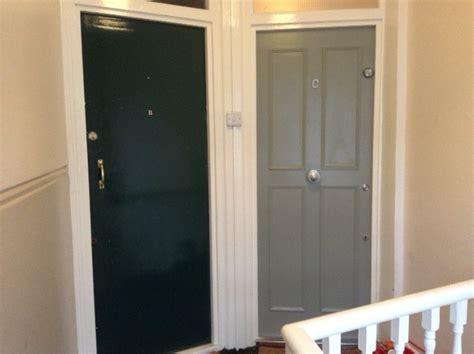 Flat Front Door Decorating And Lighting The Loft Conversion And Remodelled Floor Homebuilding Renovating