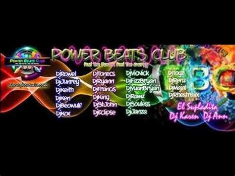 power beats club techno djken tekno kenmix dj beowulf opm tekno collection youtube
