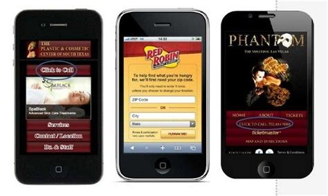 mobile page 5 mobile landing page mistakes to avoid at all costs