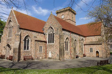 st helier church