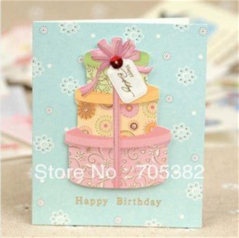 7 5 x 9 cm lucu kecil kartu ucapan dengan lop curan desain kartu ulang tahun jpg
