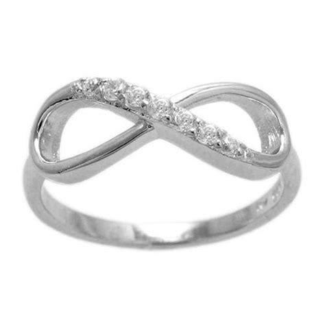 infinity symbol ring ebay