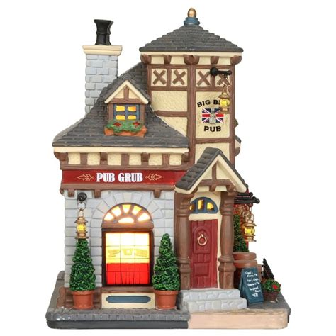 lemax big ben pub 25339 163 39 99 from lemax collectables