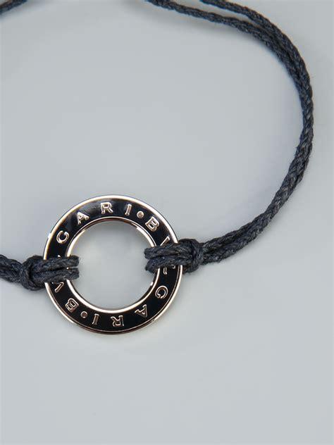 Bvlgari Date Leather Silver bvlgari mens bracelet www pixshark images