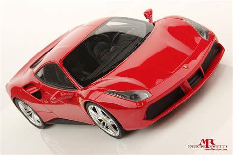 Ferrari 1 18 Models by Ferrari 488 Gtb 1 18 Scale Model Looks Perfect Autoevolution