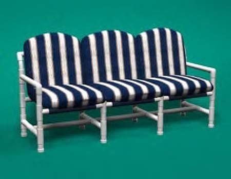 pipe sofa set pvc pipe sofa patio furniture and more pinterest