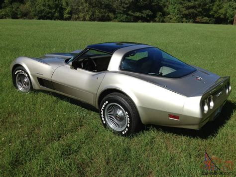 1982 collector s series corvette special edition ps pb ac