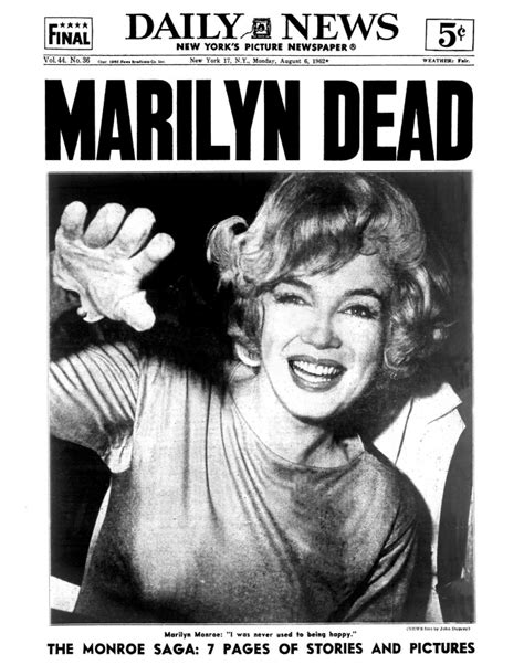 How Did Marylin Die 5 Conspiracy Theories About The Of Marilyn