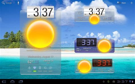 Giveaway Widget App - 99 cent hd widgets app provides best weather widget for honeycomb tablets android