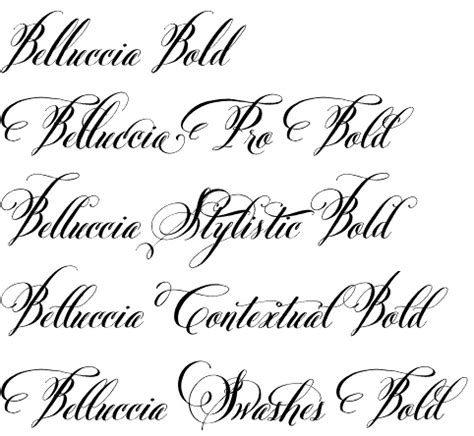 wedding font lithuanian belluccia bold font the of wedding invitations
