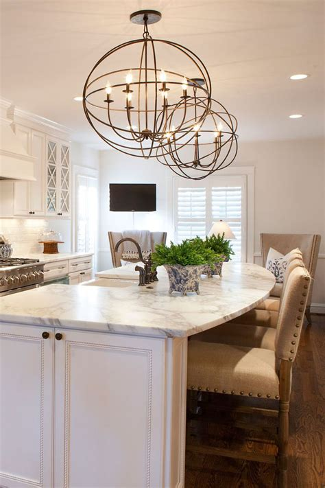 round kitchen island with seating de 25 bedste id 233 er til round kitchen island p 229 pinterest