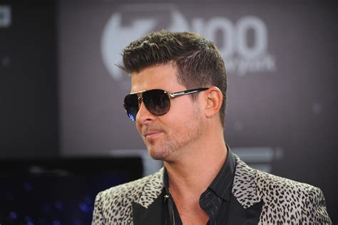 robin hecke robin thicke throws divorce page six