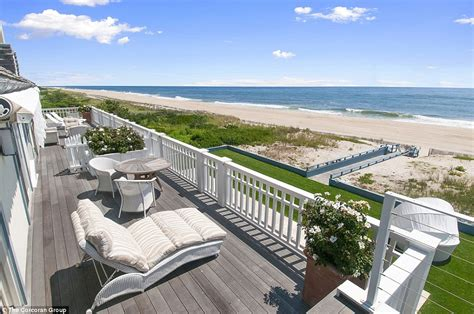 Rentals In View Beachfront Htons Home On The Market For 2 5million But