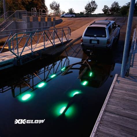 led boat trailer light kit 61 best bass boat led lighting images on bass