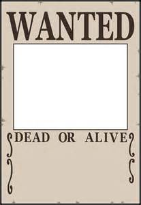free wanted poster template printable 15 blank wanted poster templates free printable sle