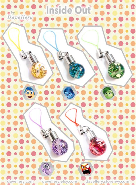 Inside Out Original Product Of Disney Pixarsadness Coin Bank disney pixar inside out glass vial accessory charms on storenvy