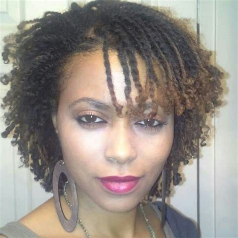 double stranded rods hairstyle twists rods used to curl the ends hair pinterest