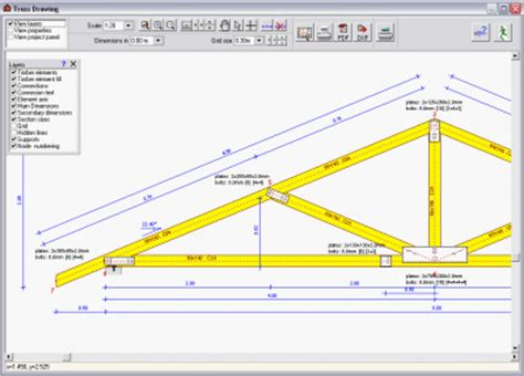 roof truss design software roof design