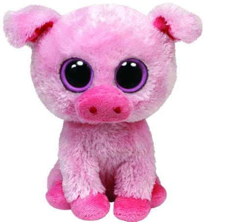 beanie boos ty beanie boos corky the pig fuhzee