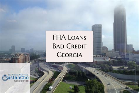 how to qualify for fha loans bad credit
