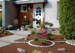 Vorgärten Gestalten Mit Kies Bilder 3209 by Gartenneuanlagen Und Gartenumgestaltung